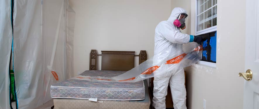 Waco, TX biohazard cleaning